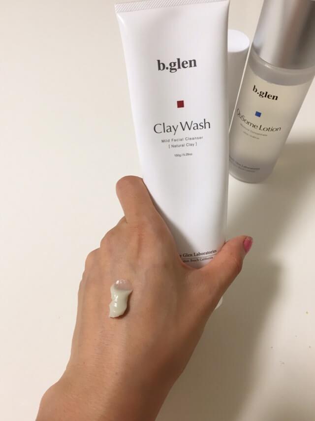 ビーグレン クレイ洗顔