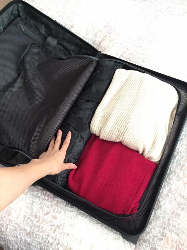 CAおすすめのスーツケースとボストンバック