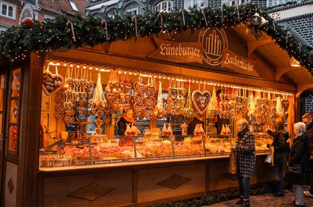 ドイツ クリスマスマーケット 客室乗務員ライフ