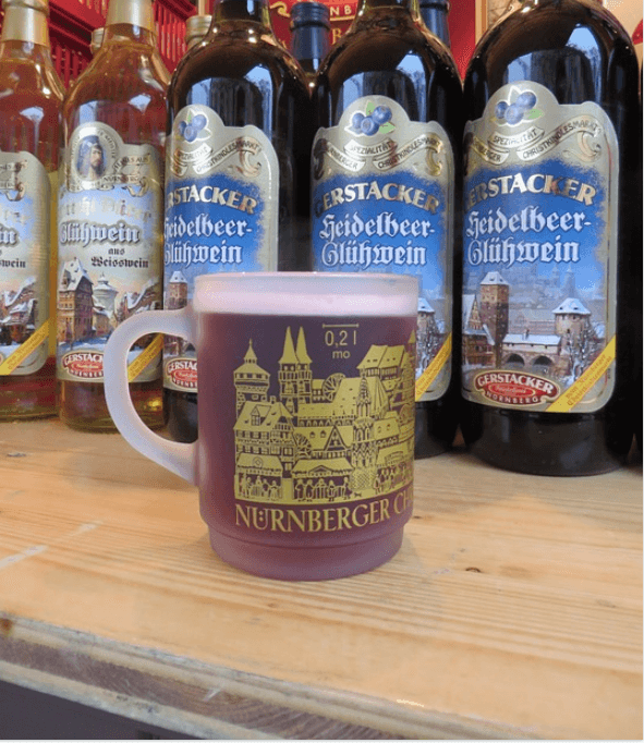 ドイツ クリスマスマーケット ホットワイン