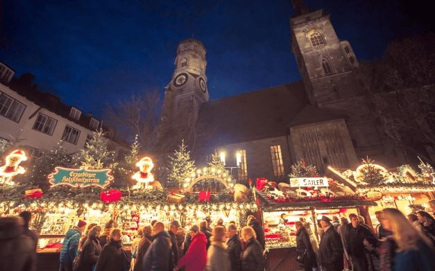 客室乗務員ライフ CAおすすめ ドイツ クリスマスマーケット