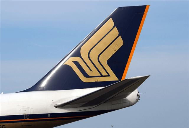 シンガポール航空 日本人CA募集 飛行機