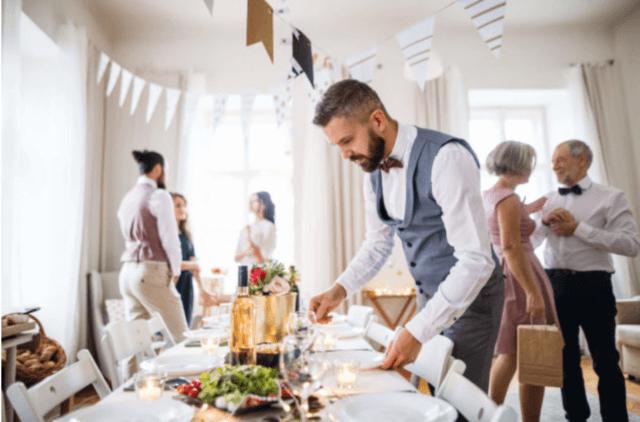 結婚式 CA 婚活