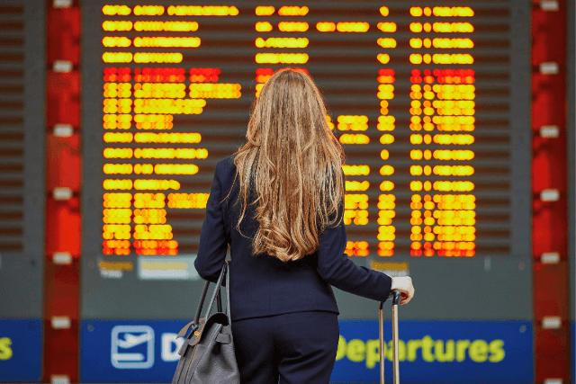 日本のパスポート 空港